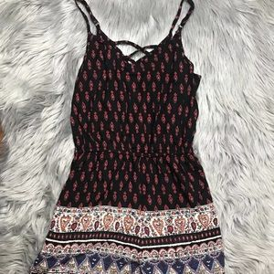 Angie Women's Romper Size Small